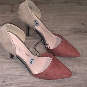 Chinese laundry low Heels
